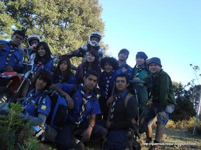 Motocross en Cerro Viejo