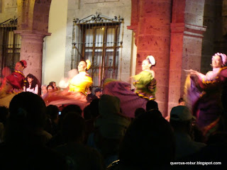 Ballet Folclórico de Guadalajara en el Palacio Municipal