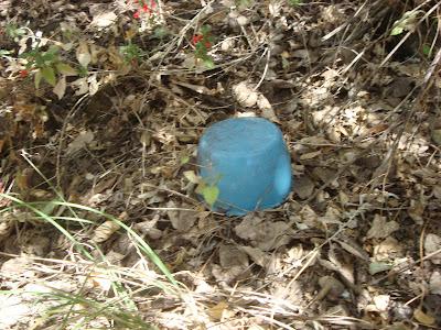 La segunda olla o cazuela que me encuentro en Cerro Viejo abandonada en la nada