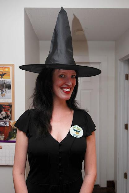 Jen Rodneys Happy Halloween