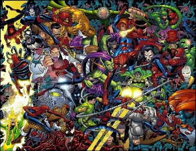 Spiderman 6 Méchants