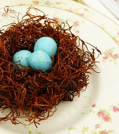 Spring Decorating 20 Ideas For Bird Nest Decor