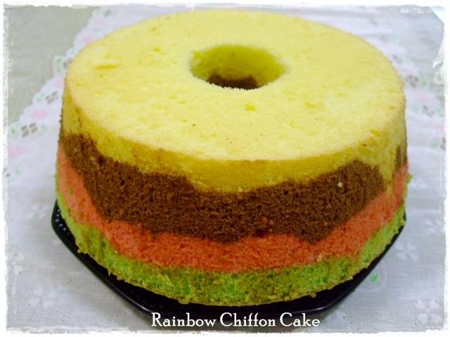 Orange Chiffon Cake Recipe Panlasang Pinoy