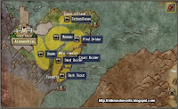 level monsters silkroad map