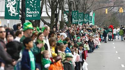 17 Mart Saint Patrick Günü