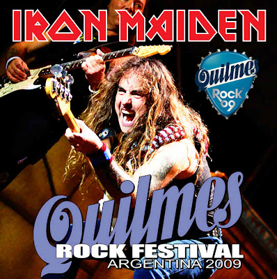 Iron Maiden, Argentina 8 Bootlegs! [Mediafire] - Iron M    en Taringa!