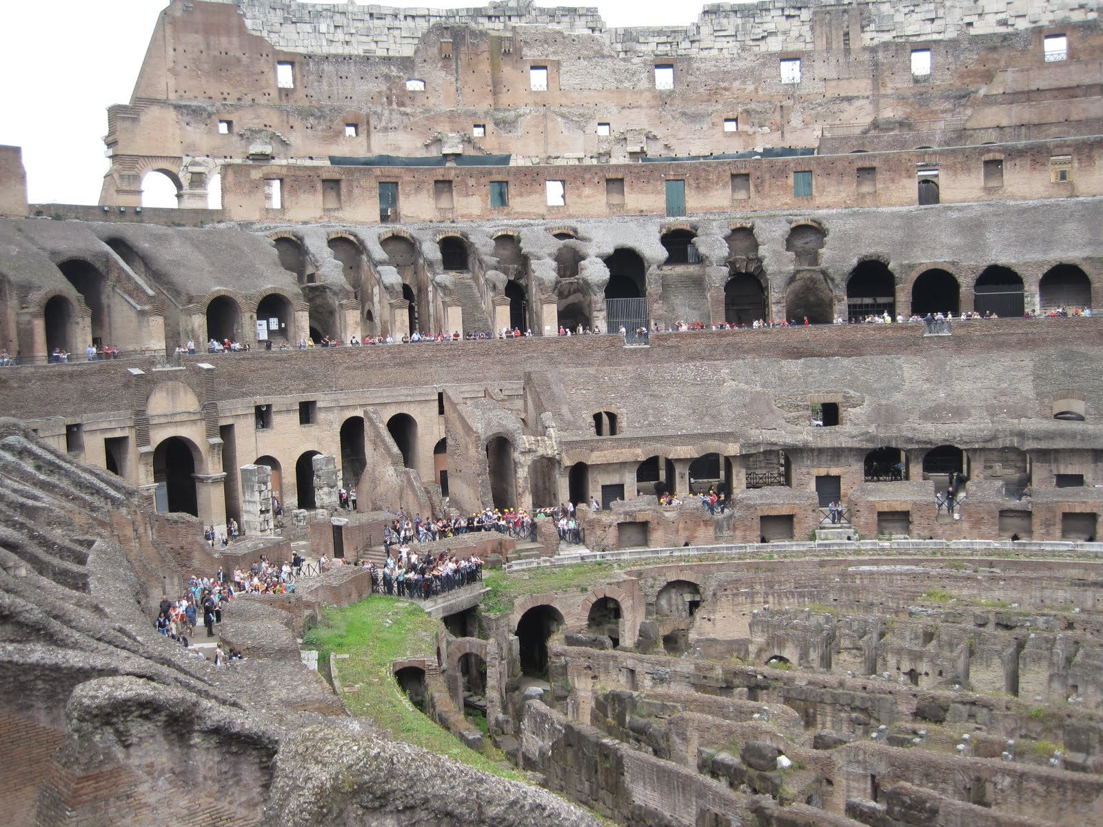 My Blog And I: Rome; Day 1