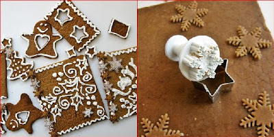 3 COMING HOME FOR THE HOLIDAYS:GINGERBREAD HOUSE WITH DARING BAKERS