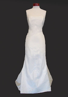 Just Listed Priscilla Of Boston Pb127 Wedding Dress Alternative