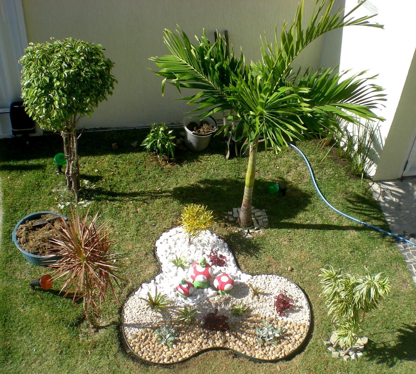 Flores jardins iniciando o jardim ii for Separadores de jardin