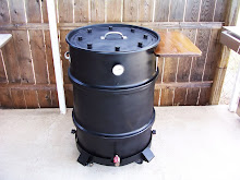 My Drum Smoker
