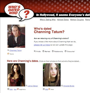 Dating sites like whos dated who