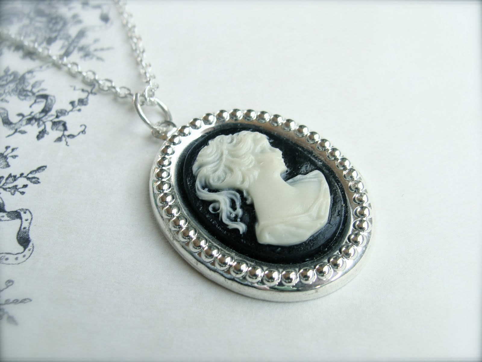 Sweet Amp Simple Jewelry Design New Cameo Designs