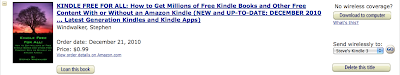 Now Available: Lending For Some Kindle Books