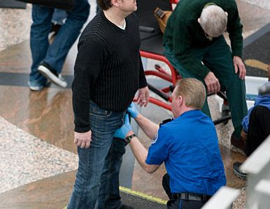 Sacramento International Airport Evicts TSA Screeners