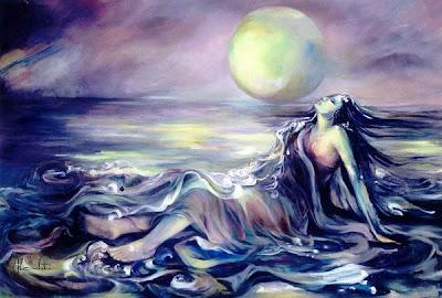 Người đàn bà chưa linh hồn tánh linh