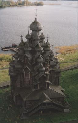 Kizhi Church Russia