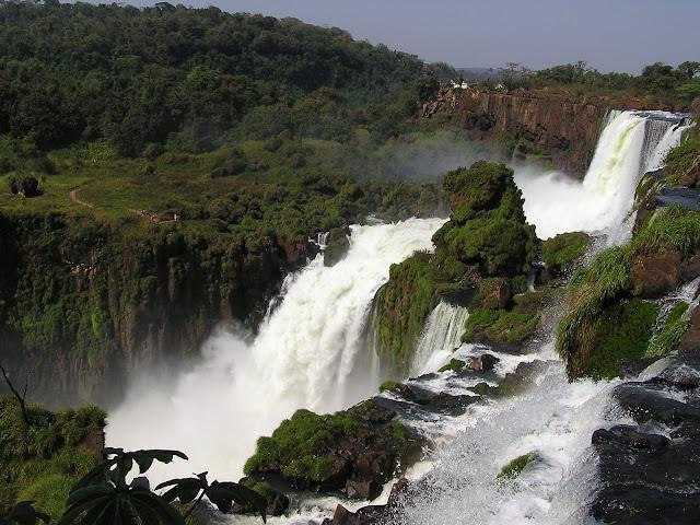 Cataratas del Iguazú, Argentina, Elisa N, Blog de Viajes