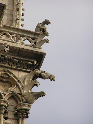 La Cathédrale Notre Dame de Paris ; ma favorite 11