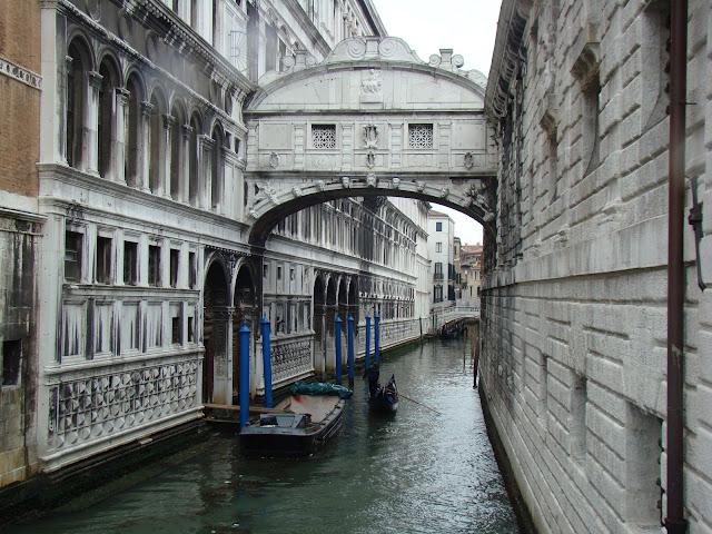 Puente de los Suspiros, Venecia, La Serenissima, Italia, Elisa N, Blog de Viajes Argentina