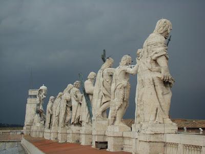 Le Vatican... sublime basilique Saint Pierre (Unesco Italie) 1