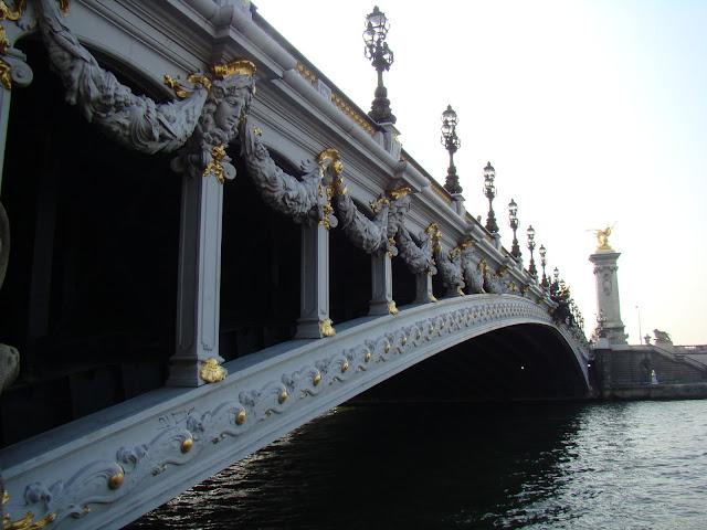Puente Alexandre III, París, Francia, Elisa N, Blog de Viajes, Lifestyle, Travel
