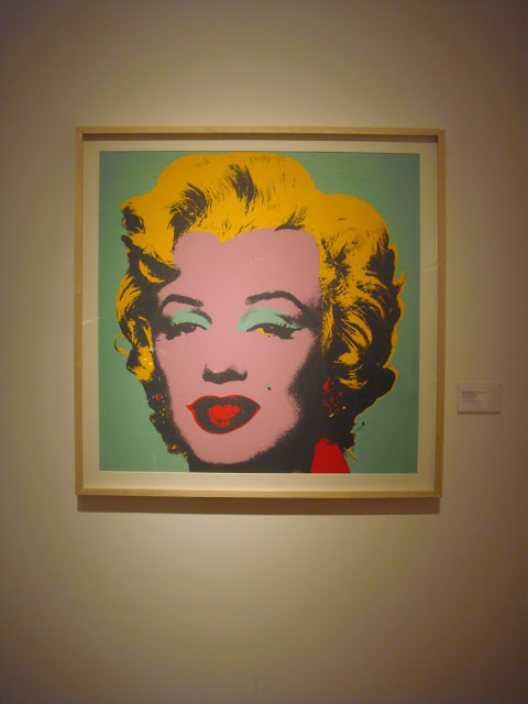 Marilyn, Andy Warhol, Mr. América, MALBA, Buenos Aires,  Elisa N, Blog de Viajes, Lifestyle, Travel