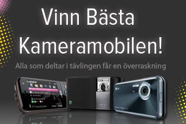 Vinn Sony Ericsson C905 Nokia N85 LG KC910 Renoir kameramobil + få valfri  present 3522481ccf391