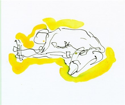 zakar artchris carter four yoga art paintings from