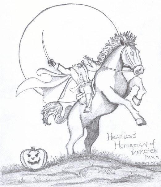 Appalachian Lifestyles: Horsemen Hauntings