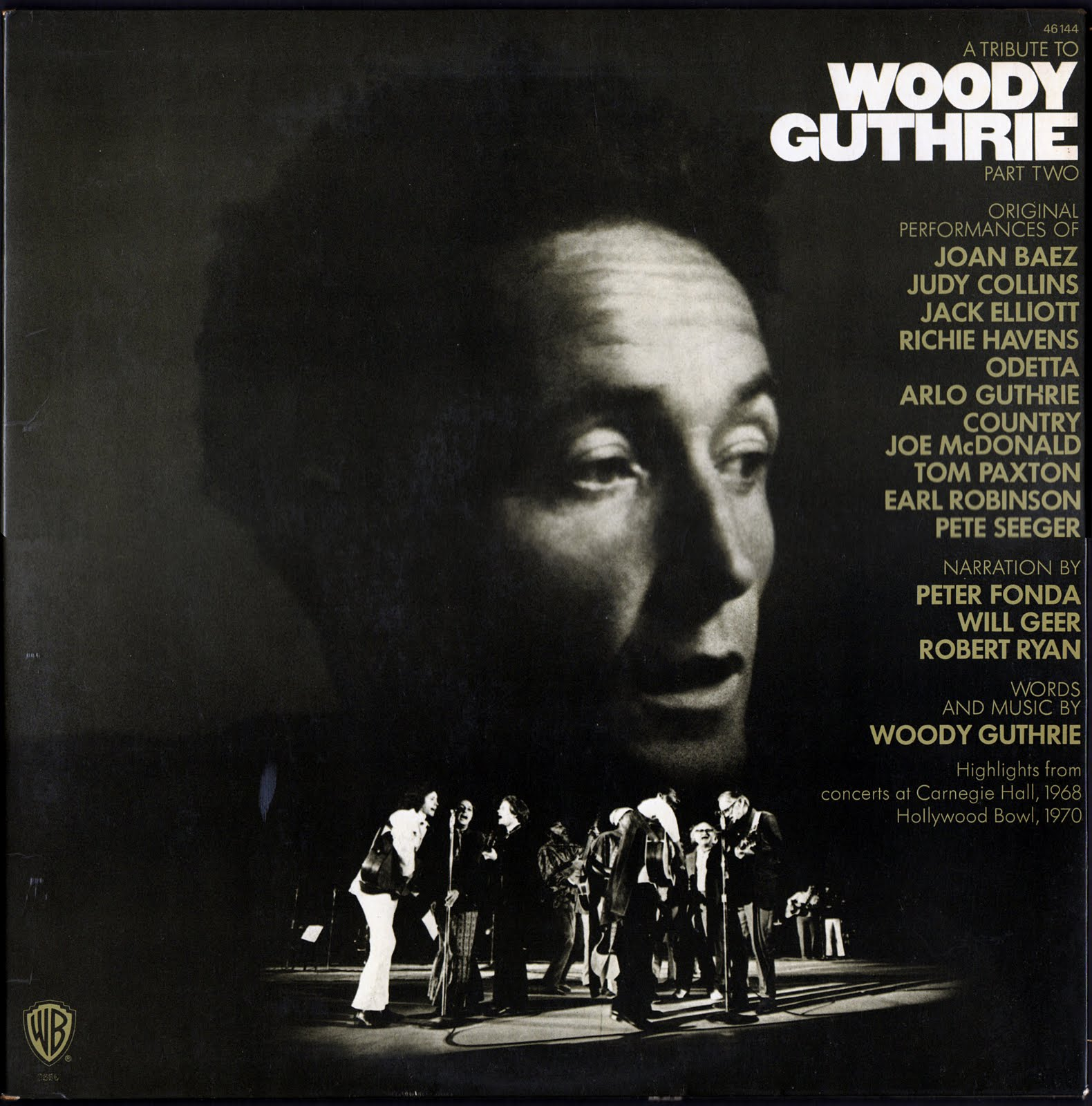 Zero G Sound Va A Tribute To Woody Guthrie Vol 2