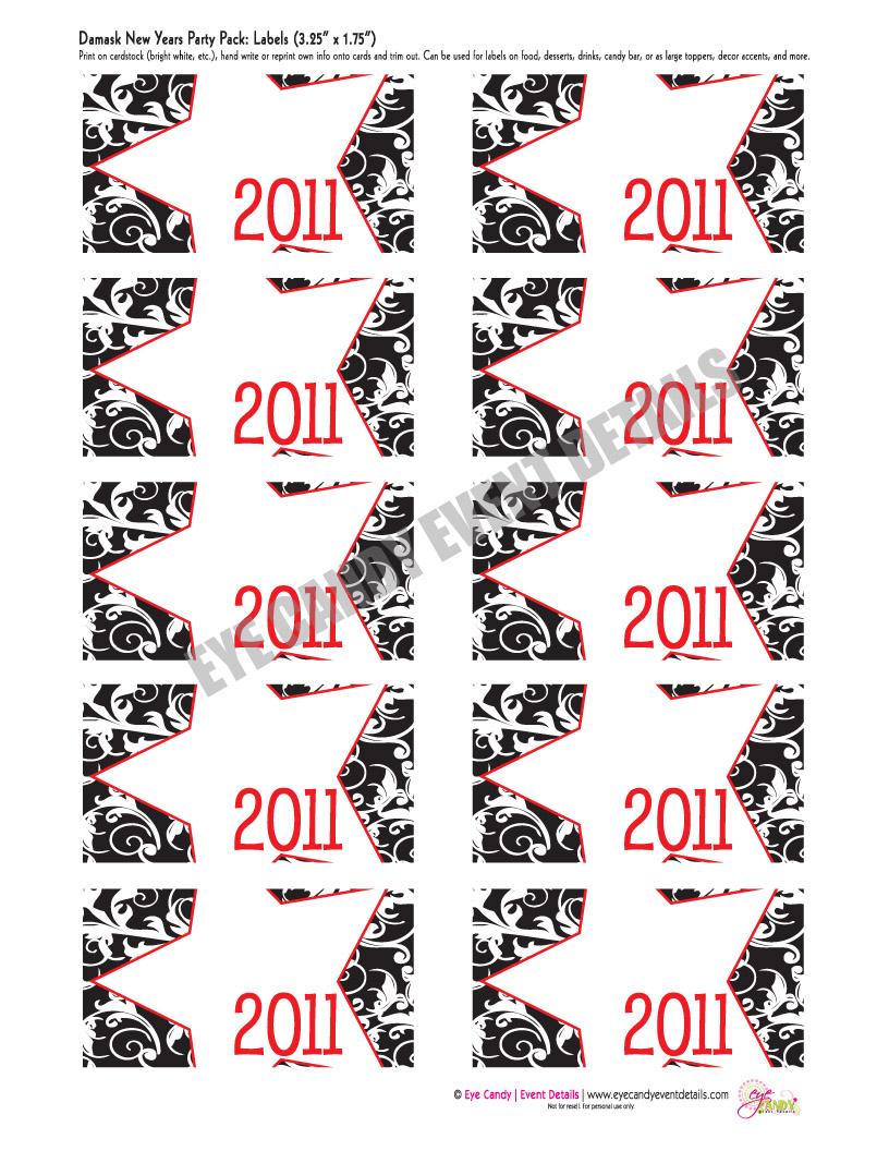 saying happy new year 2011