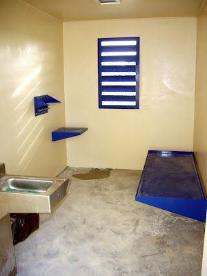Bludshotiiiiis S Blog Barbados Prison The Cells