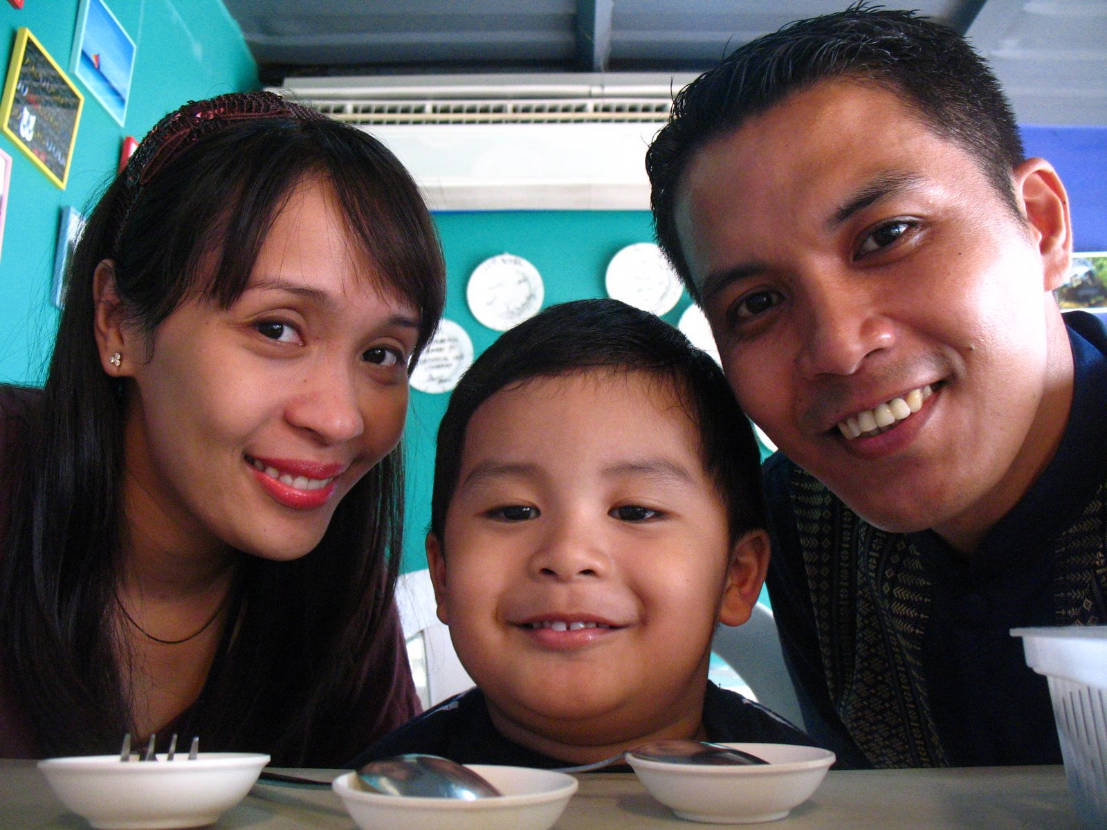 Aspacio family at Hot Rocks 2009