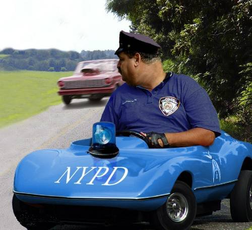 Man O' Law: Fake Police, Open Up