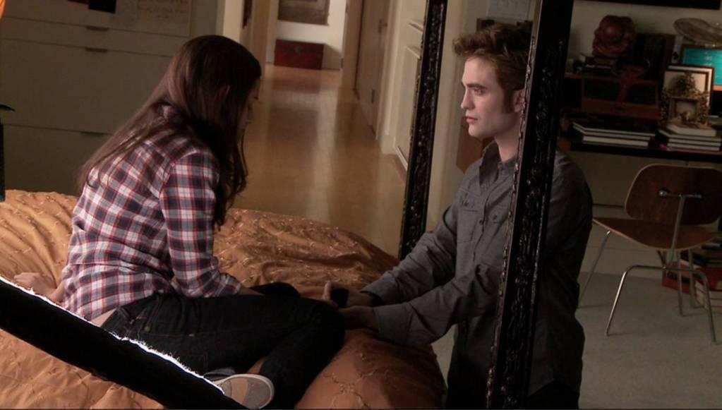 Robert Pattinson News Edward At His Best New Eclipse