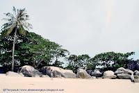 Pantai Penyusuk Bangka
