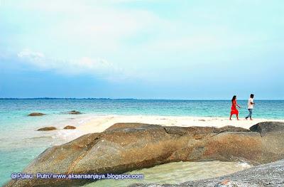 Pulau Putri Tanjung Penyusuk
