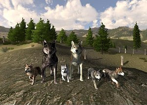 WolfQuest free game pc