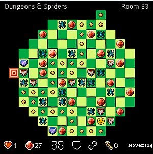 Dungeons and Spiders - free games