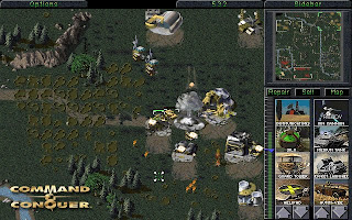Command and Conquer: Tiberian Dawn free strategy game