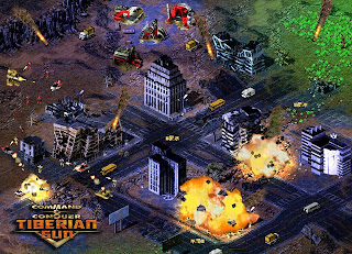 Command and Conquer: Tiberian Sun + Firestorm free strategy game