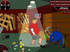 Escape From The Chaotic City free adventure game