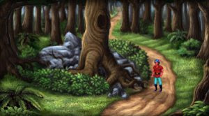 King's Quest II: Romancing the Stones
