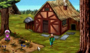 King's Quest III - Free PC Gamers - Free PC Games
