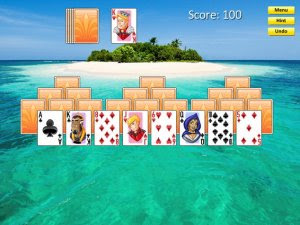 Solitaire Island - Free PC Gamers - Free PC Games