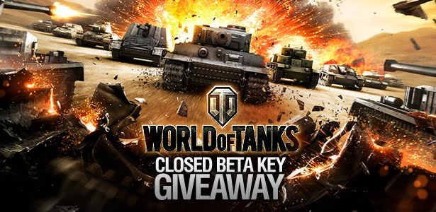 World of Tanks free MMO giveaway