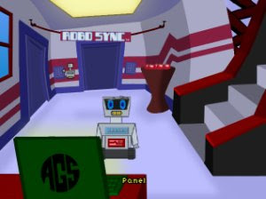 Robolution free adventure game