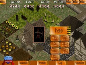 The Lost Stone Chronicles free strategy game