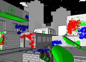 Tag: The Power of Paint free FPS PC game
